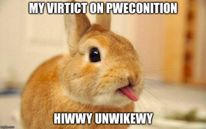 My virtict on pwecontition: hiwwy unwikewy (image via EarthPorn)
